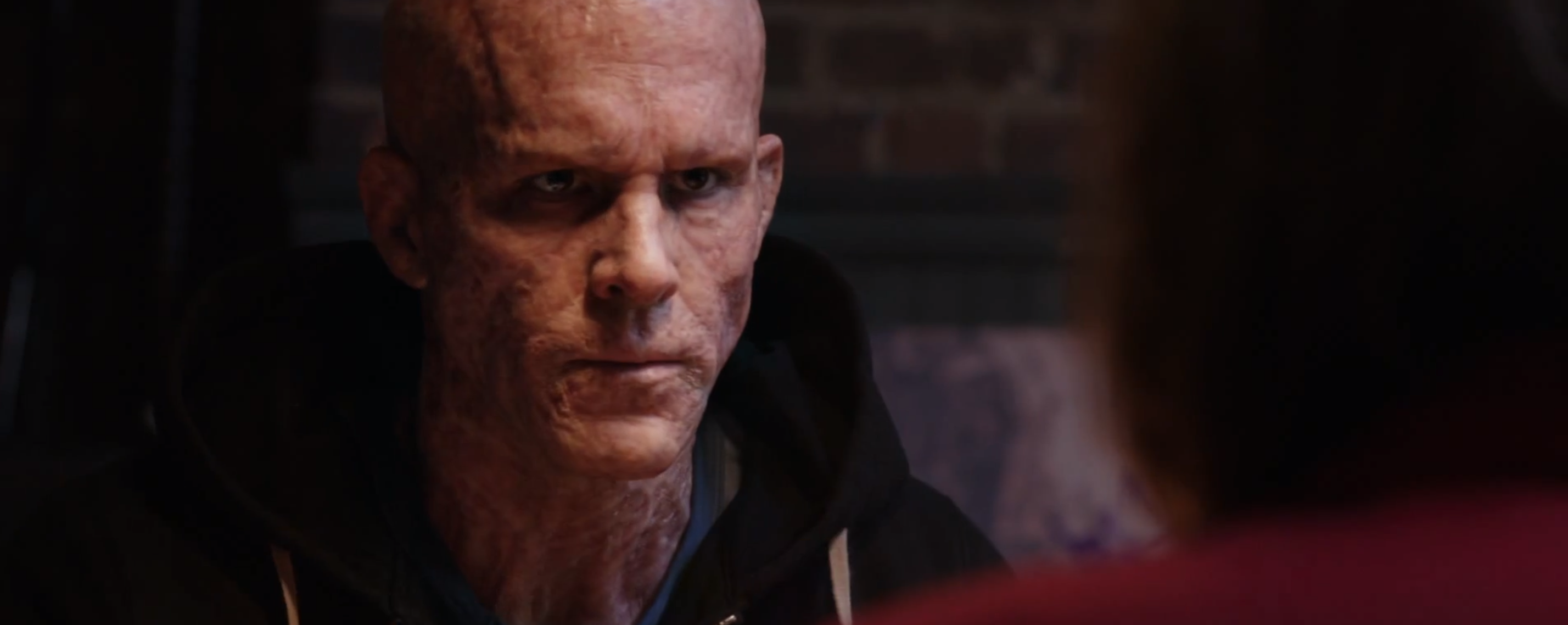 Deadpool Trailer Wade's Face Unmasked | The Insightful Panda