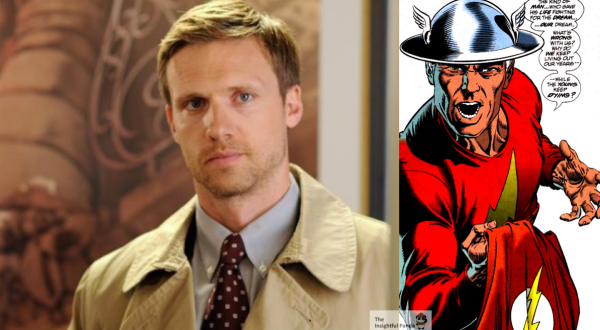 Flash Season 2 Jay Garrick Teddy Sears