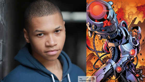 Flash Season Two Franz Drameh Cyborg