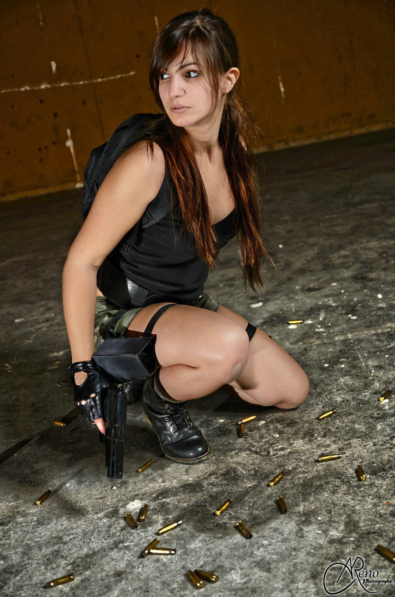 Lara croft sur Jeux flash sexy