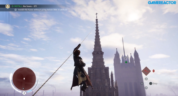 AC Syndicate Rope Launcher