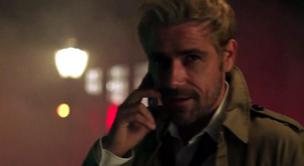 Arrow Season 4 Constantine