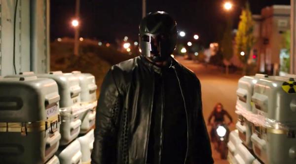 Arrow Season 4 Diggle suit