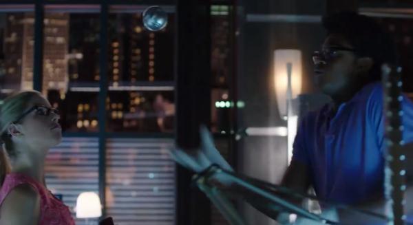 Arrow Season 4 Mr Terrific T sphere