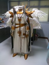 Clive Lee Cosplay Cain Nightlord Trinity Blood