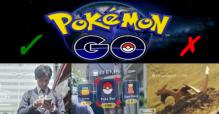 Pokemon Go Fact vs Fiction