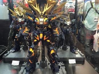 Gundam Banshee Norn NYCC