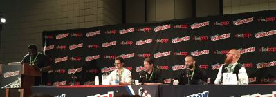 Assassins Creed Comic Panel NYCC 2