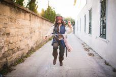 Alyson Tabbitha Cosplay Jack Sparrow 2