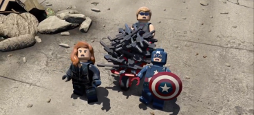 LEGO Avengers Hawkeyes Arrows