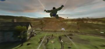 LEGO Avengers New Powers Hulk Super Jump