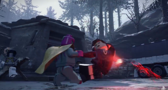 LEGO Avengers Vision Scarlet Witch Team Up