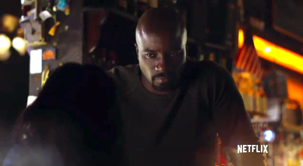 Marvel's Jessica Jones Netflix Luke Cage Bar