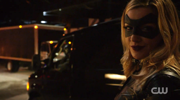 Arrow Brotherhood Laurel Black Canary