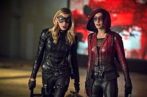 Arrow Lost Souls Speedy Black Canary