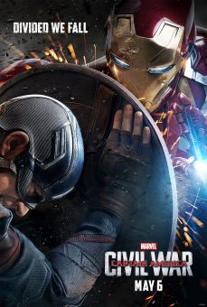 Captain America Civil War Poster 3