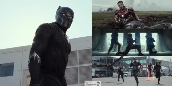Captain America Civil War Teaser Trailer Analysis
