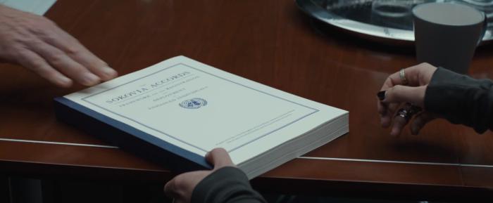 Captain America Civil War Teaser Trailer