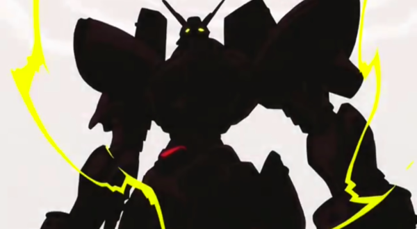 Digimon Tri Analysis Alphamon