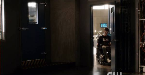 The Flash Barry Wheelchair