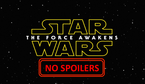 Star Wars The Force Awakens Spoiler Free
