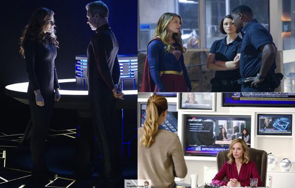 Supergirl Hostile Takeover Analysis
