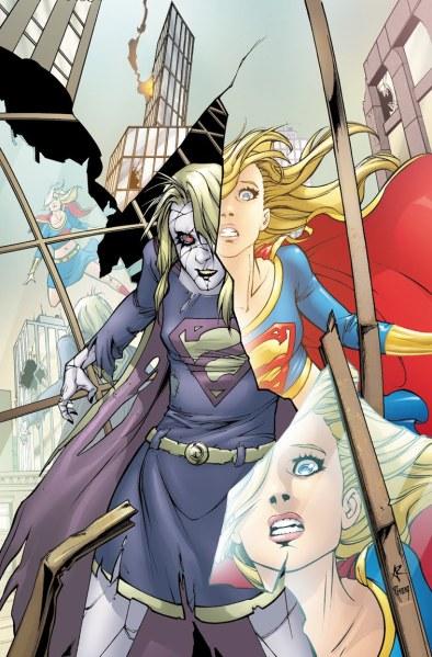 Bizarro_Supergirl