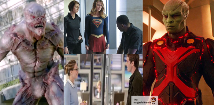 Supergirl Strange Visitor From Another Planet Closer Look