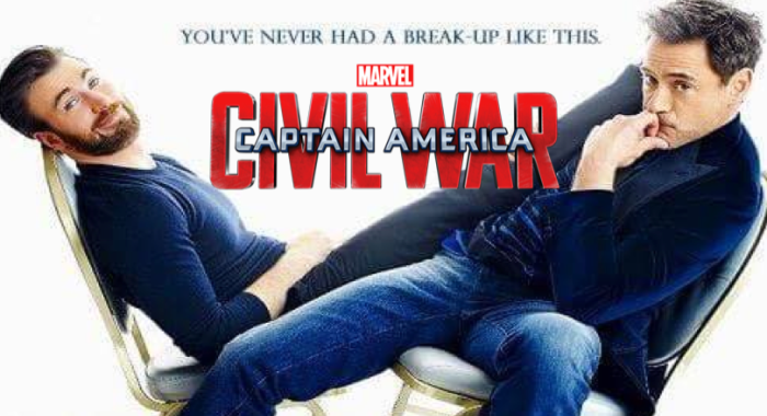 Captain America Civil War Funniest