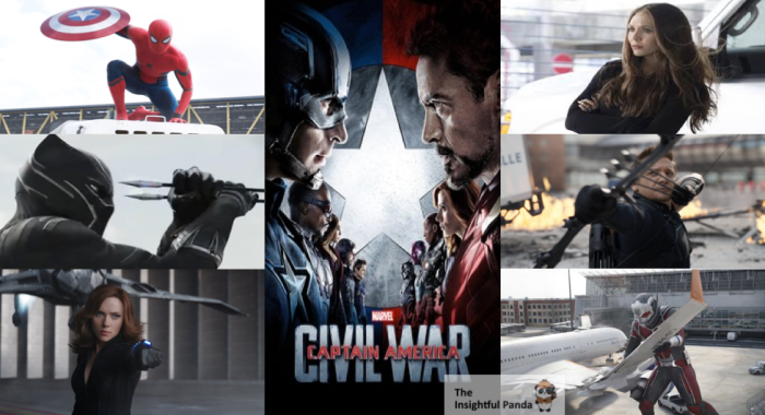 Captain America Civil War Explained Analysis
