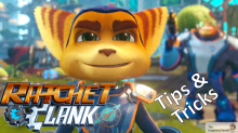 Ratchet & Clank 2016 Trophies Tips & Tricks