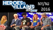 Heroes Villains Fan Fest 2016
