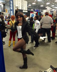 Heroes Villains Fan Fest NJ NY 2016 Zatana Cosplay